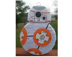 Pinhata Star Wars - BB 8 - 05