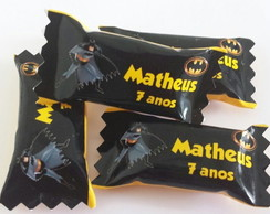 Balinhas Personalizadas do Batman