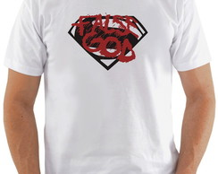 Camiseta Batman Vs SuperMan #1 False god