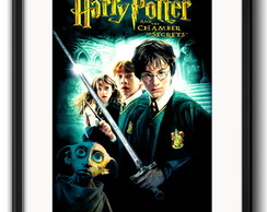 Quadro Filme Harry Potter com Paspatur