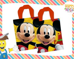 Sacola Eco Bag Mickey