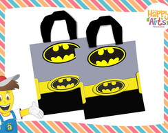 Sacola Eco Bag Batman