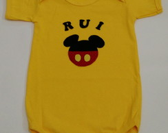 Body Mickey personalizado