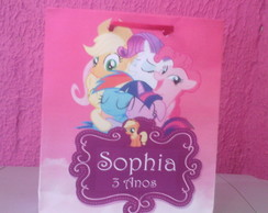 Sacola My Little Pony (Mod1)