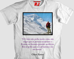 Camisa Chico Xavier EVEREST