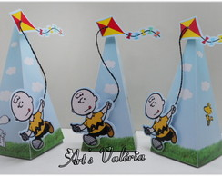 Caixa Piramide do Charlie Brown