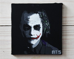 Quadro Coringa - Heath Ledger
