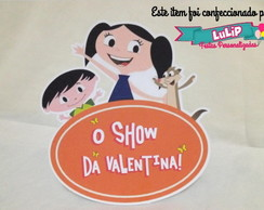 Display mesa - Show da Luna