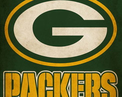 Placa Decorativa NFL - Packers