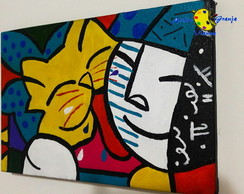 The Friendship - Romero de Britto
