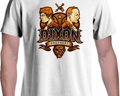 camisa camiseta Dixon the walking dead
