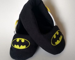Sapatinho Slipper Batman Tam P