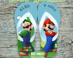 Chinelo Mario Bross