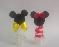 Mini Tubete mickey e minnie