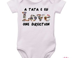 Body Bebê One Direction
