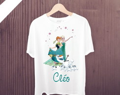 Camiseta Frozen Fever