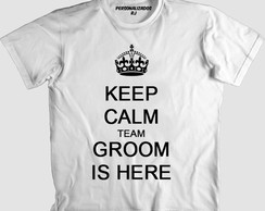 Camisa TEAM GROOM 2