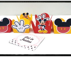 Forminhas para Doces Mickey Mouse