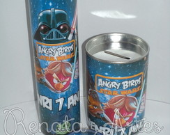 Kit jogos angry birds star wars