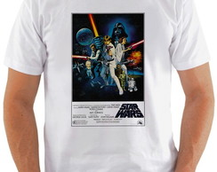 Camiseta Star Wars #11 Episodio IV