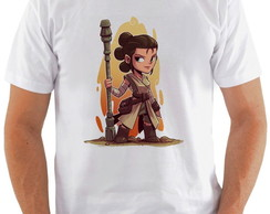 Camiseta Star Wars #13 Rey