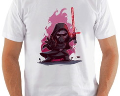 Camiseta Star Wars #15 Kylo Ren