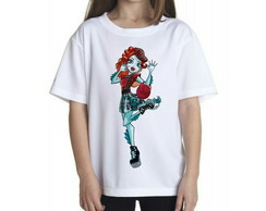 Camiseta Monster High