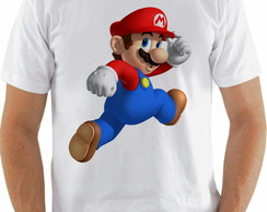 camiseta super mario bros