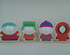 Display de Mesa Turma do South Park
