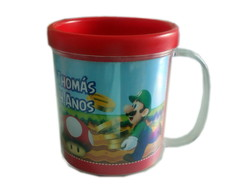 Caneca do Mario Bros