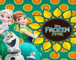 Painel Frozen Fever 09 | 2,00 x 1,00