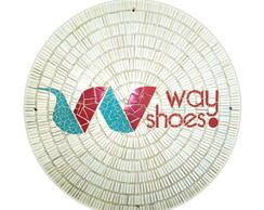 LOGO EM MOSAICO - WAY SHOES