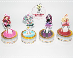 Latinha 3d Ever After High