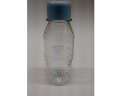 Mini Garrafinha Pet 100ml - Azul Bebe