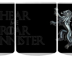 Caneca Mágica Game Of Thrones Lannister