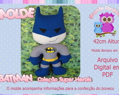 Molde do Batman
