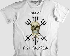 Camisa Exu Caveira  5fe94260a0187