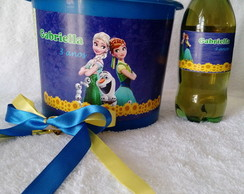 Kit Cinema Frozen Fever