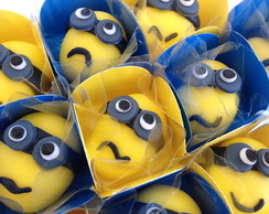 Doces Modelados Minions