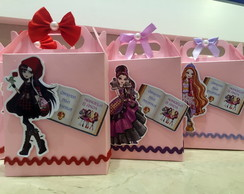Sacolinhas ever after high