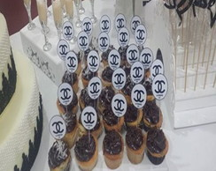 Toppers Docinhos Chanel