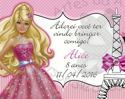 Barbie Moda e Magia Tag