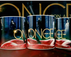 Caneca Upon Once a Time