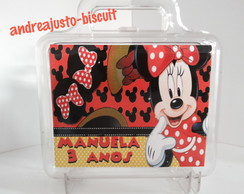 MALETAS PERSONALIZADAS DA MINNIE E DO MICKEY