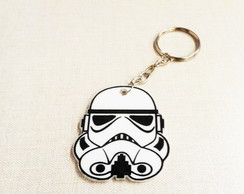 Chaveiro StormTrooper Clássico