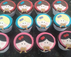 Mini cup cake Matrioska