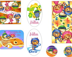 KIT DIGITAL TEEN UMIZOOMI