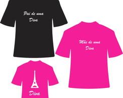 b051a872b9 ... Camisetas Personalizadas Coloridas 3 unidades