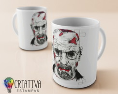 Canecas Séries - Breaking Bad MD3