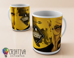 Canecas Séries - Breaking Bad MD4